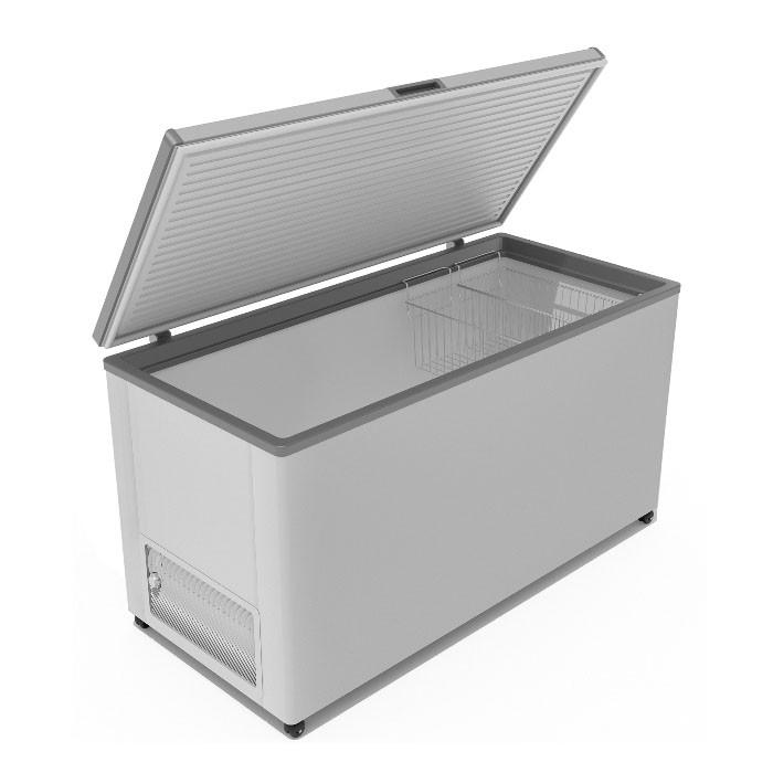 Морозильный ларь Frostor F500S глухая крышка
