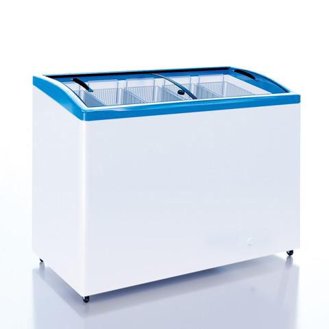 Морозильный ларь Italfrost CF200С (ЛВН-200Г) гнутое стекло