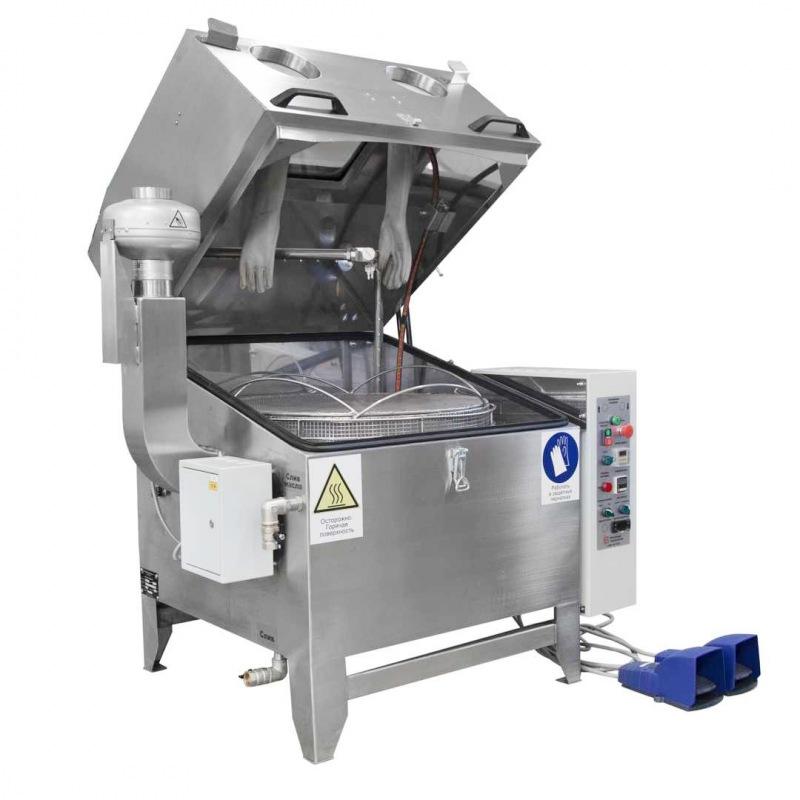 Комбинированная промывочная установка АМ800 LK