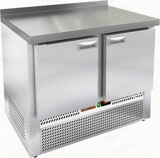 Стол охлаждаемый из пластификата Hicold GNE 11/TN W