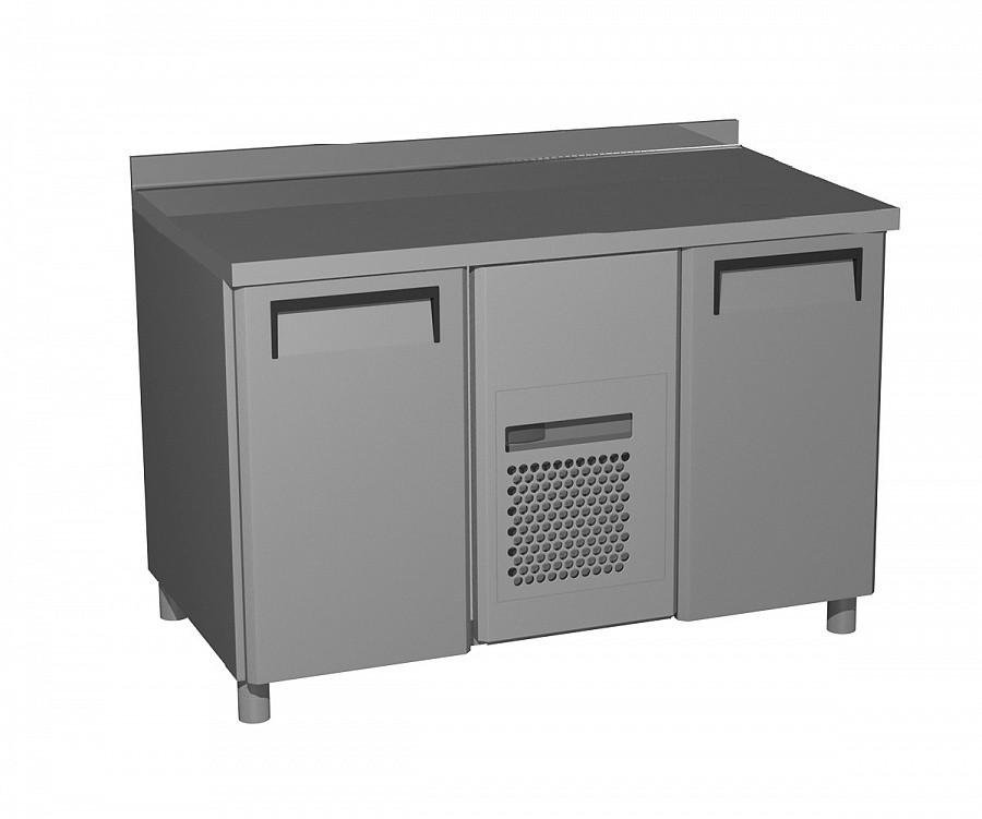 Стол охлаждаемый с морозильным шкафом Полюс 2GN/LT Полюс (BAR-320H Полюс)