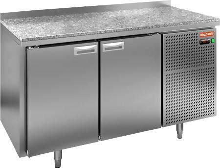 Стол холодильный Hicold BN 11/TN камень