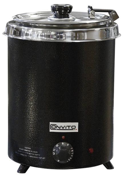Мармит первых блюд CONVITO SB-5700 (черный металл)