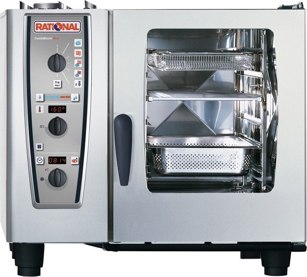 Пароконвектомат RATIONAL Combi Master CM 61 PLUS