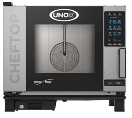 Печь конвекционная электрическая UNOX XEBC-04EU-E1R