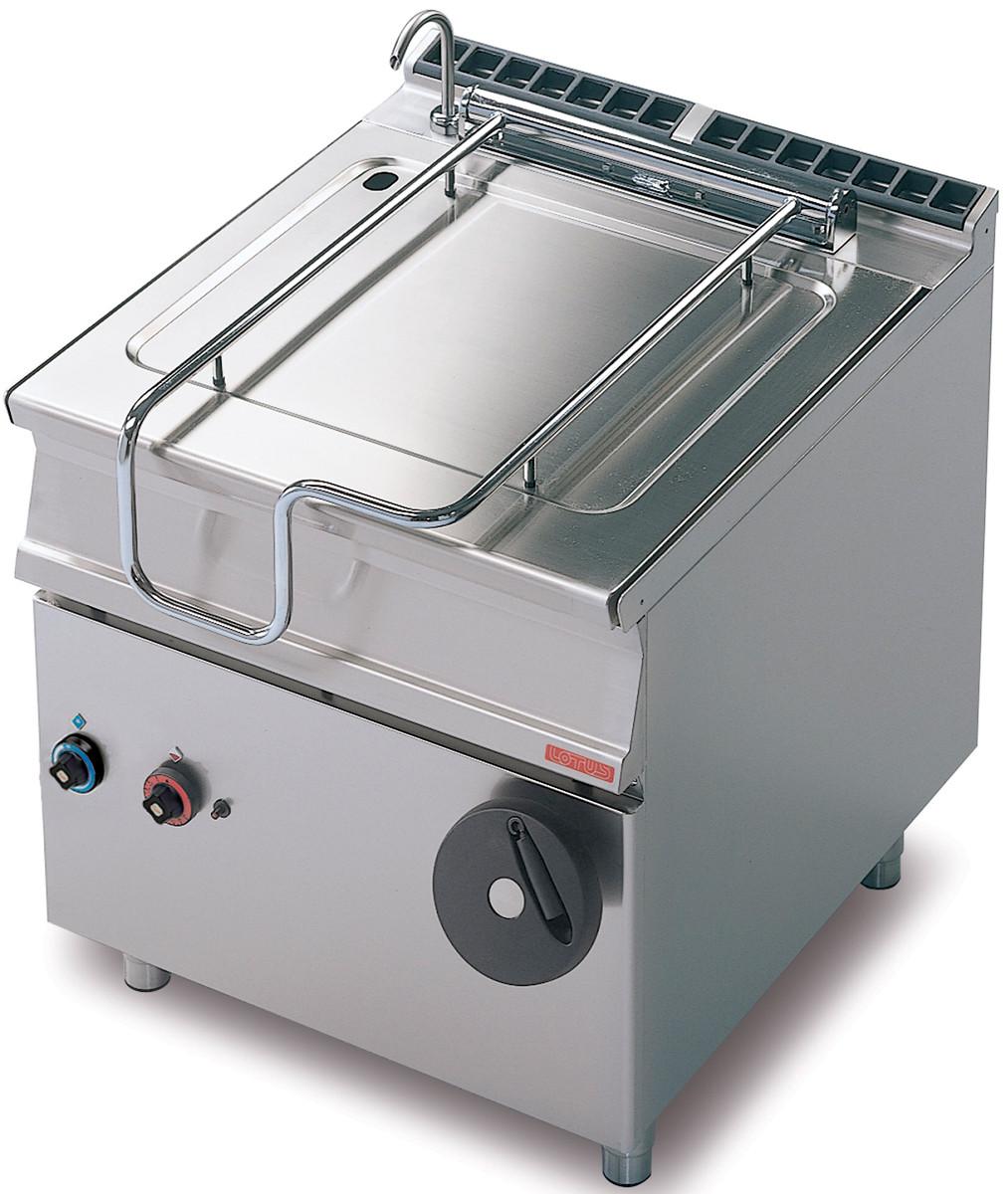Сковорода электрическая LOTUS BR80-98ETF/I опрокидывающаяся (серия 90)