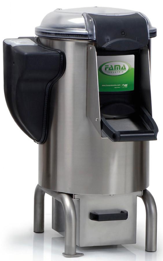 Картофелечистка FAMA FP101E с фильтром CF