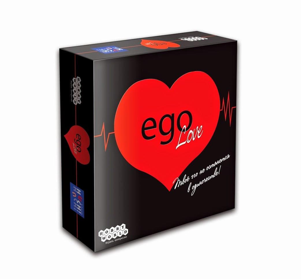 Настольная игра Ego Love