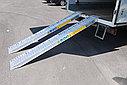Производство трапов сходней алюминиевых аппарелей 5200 кг, фото 2