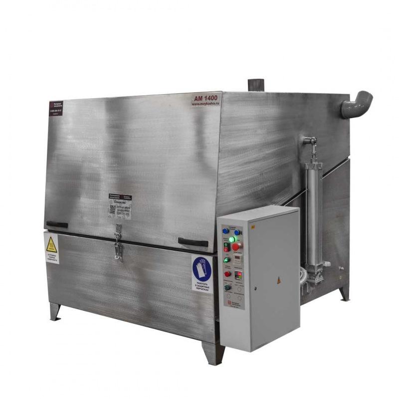 Автоматическая промывочная установка АМ1400 LK