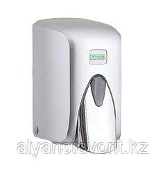 Диспенсер (дозатор) для жидкого мыла 500 мл, S5С ,хром.Vialli
