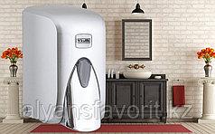 Диспенсер (дозатор) для мыла пенки 500 мл., F5С, хром.Vialli