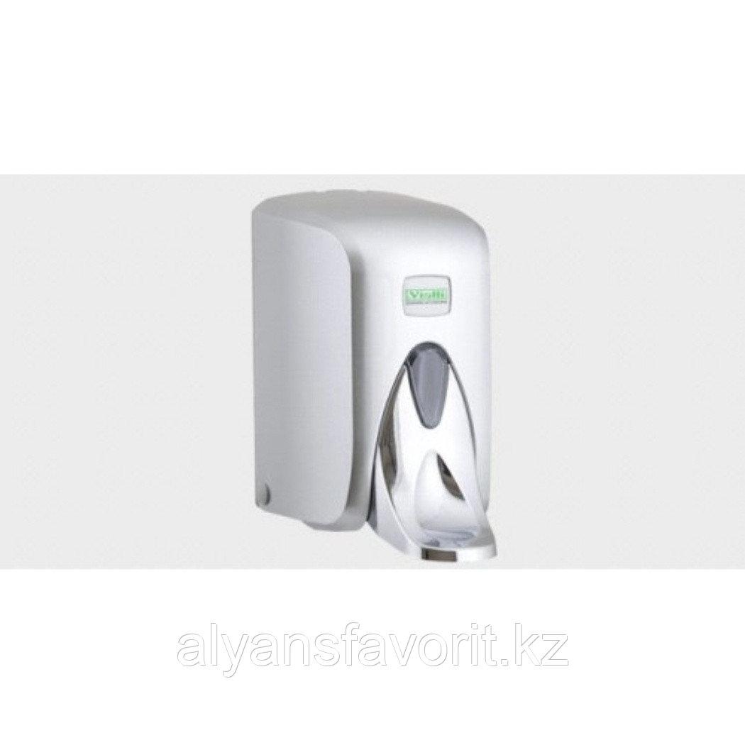 """Диспенсер (дозатор) для жидкого мыла Vialli S5МС (""""хром"""") 500 мл., локтевой, медицинский"""