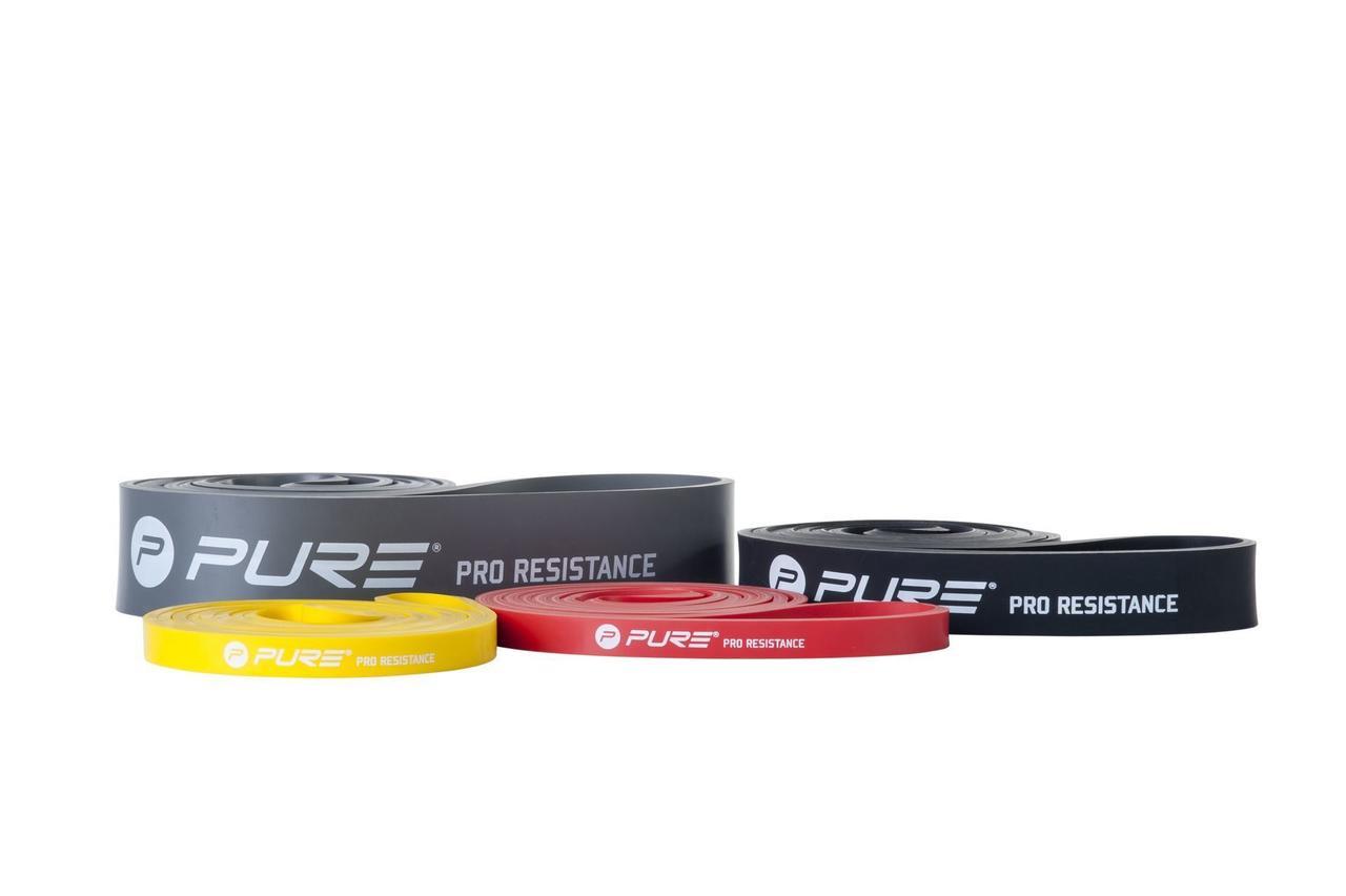 Резиновые петли (жгуты) PURE2IMPROVE PRO RESISTANCE BAND EXTRA HEAVY