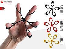 Эспандер для пальцев PURE2IMPROVE JELLY FINGER EXPANDER