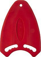 Доска для плавания PURE2IMPROVE KICKBOARD RED COLOR, фото 1
