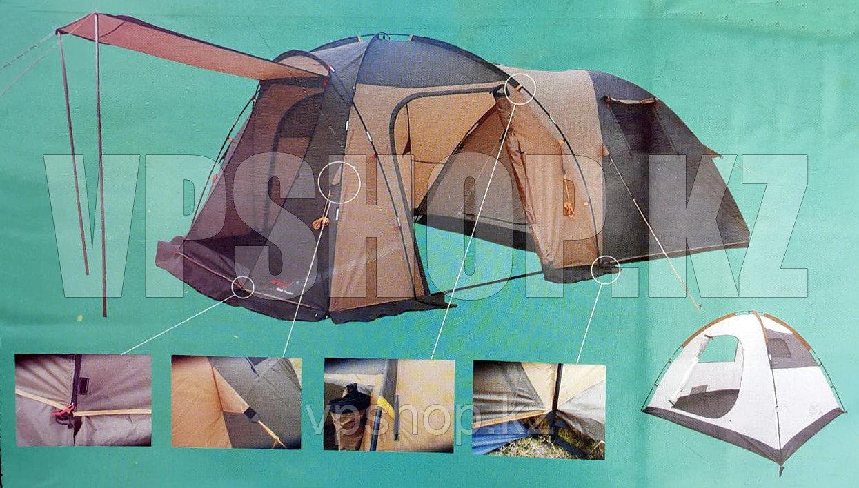 Люкс четырехместная палатка Min Mimir x-ART 1600w, доставка