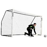 Футбольные ворота (жесткие) QUICKPLAY MATCH FOLD 12x6