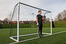 Футбольные ворота (жесткие) QUICKPLAY MATCH FOLD 3x2 м