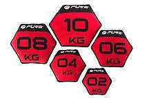 Мешок утяжелитель PURE2IMPROVE SANDBELL 2 кг
