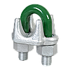 Зажим канатный Green Pin Wire Rope Clip 9/16