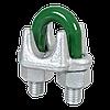 Зажим канатный Green Pin Wire Rope Clip 1 1/8