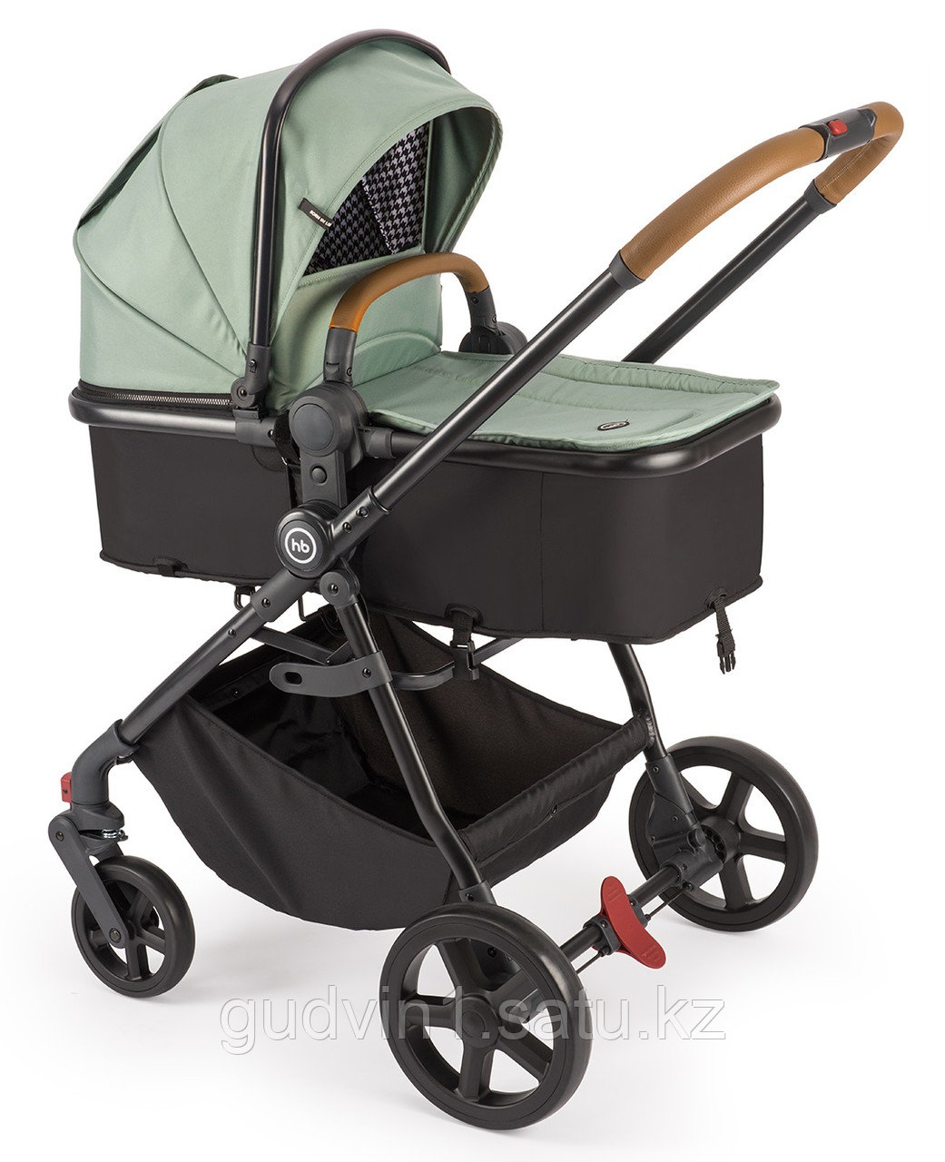 Коляска-трансформер Happy Baby Lovetta Mint 01-04612