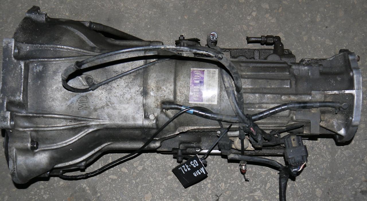 АКПП 03-72L Hyundai Galloper. D4BH. , 2.5л., 99л.с. 4WD
