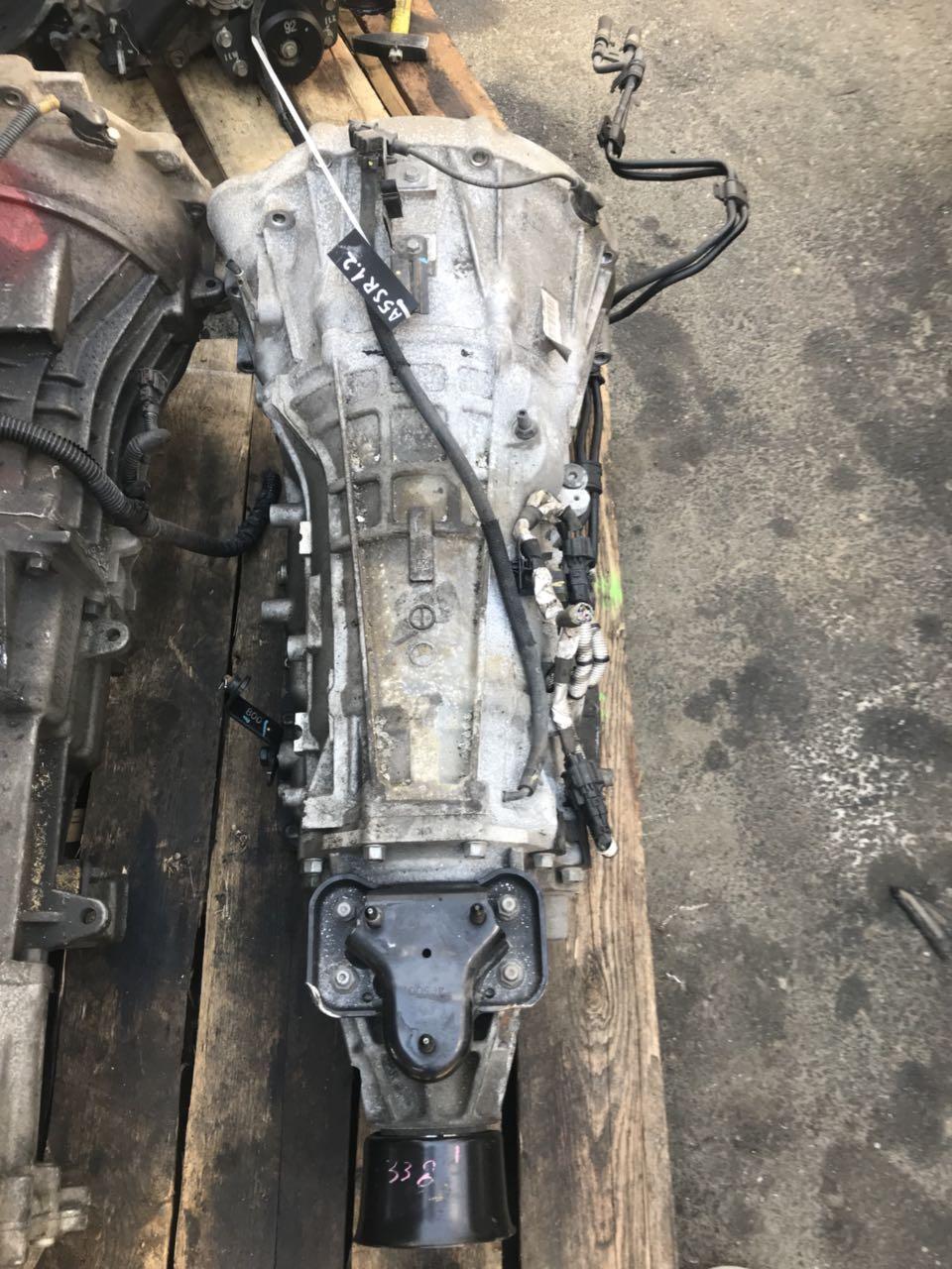 АКПП A5SR1,2 Kia Sorento. D4CB. , 2.5л., 140л.с.  4WD, Y6CA4D