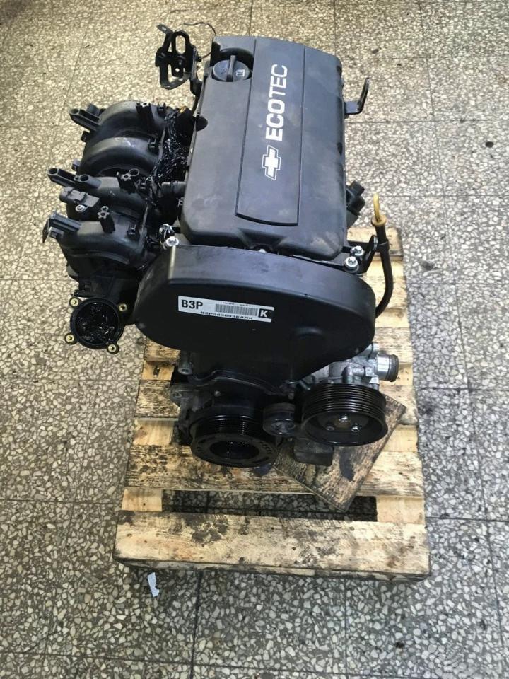 Двигатель Chevrolet Cruze. F16D4. , 1.6л., 113л.с.