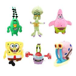 Мягкие игрушки Спанч Боб
