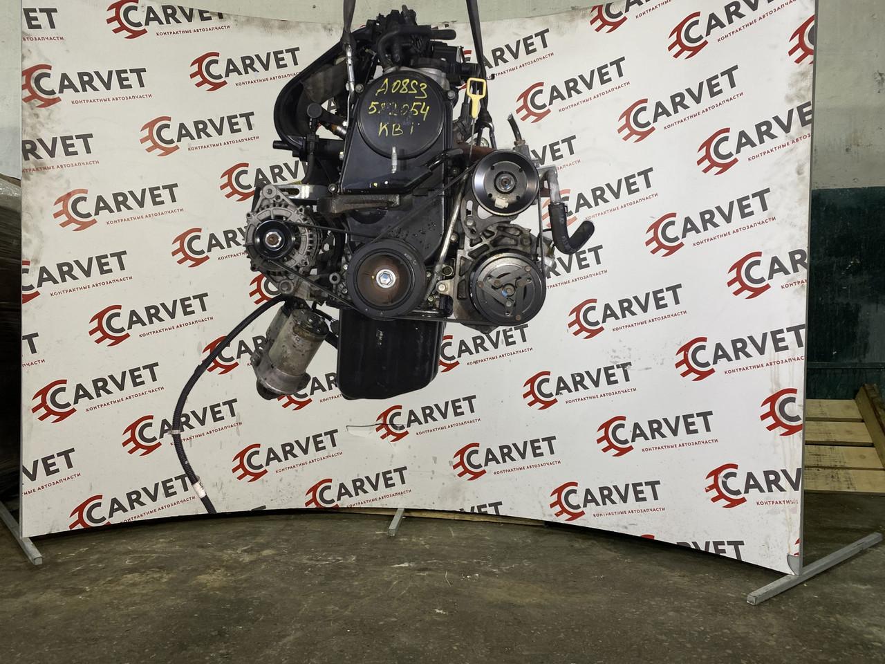 Двигатель Chevrolet Spark. A08S3. , 0.8л., 50л.с.