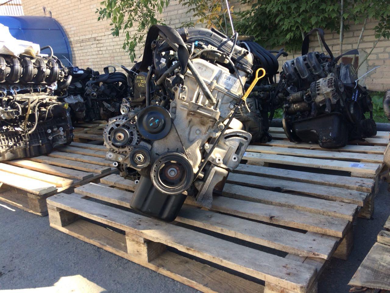 Двигатель Chevrolet Spark. Кузов: NEW. B10D1. , 1.0л., 68л.с. Дата выпуска: 2010-