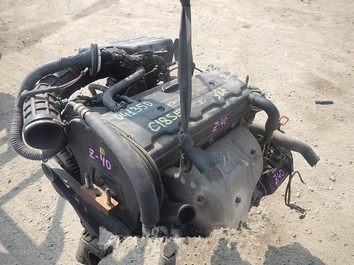 Двигатель Daewoo Leganza. C18SED. , 1.8л., 132л.с.