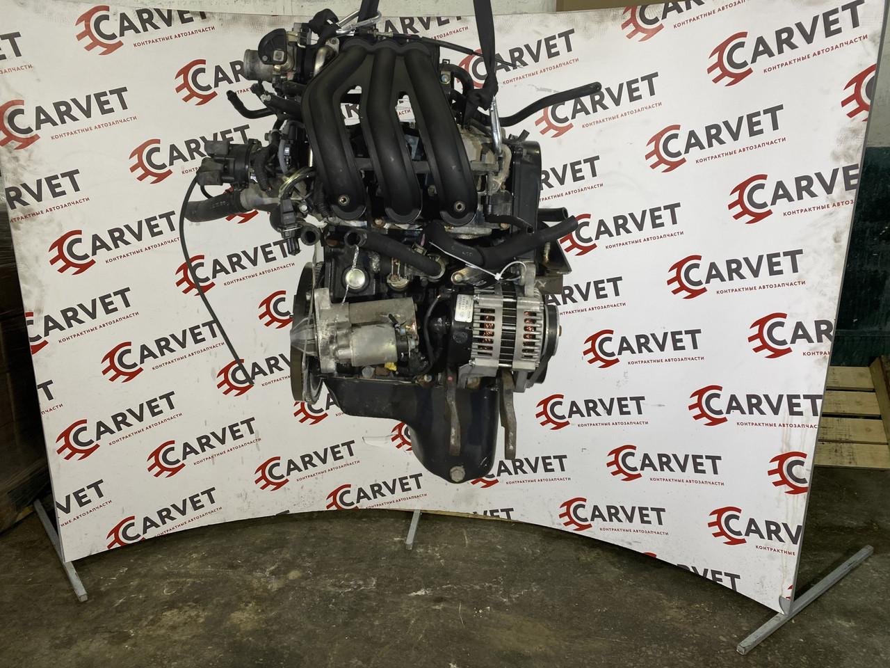 Двигатель Daewoo Matiz. F8CV. , 0.8л., 52л.с.