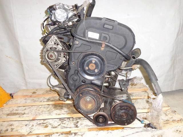 Двигатель Daewoo Nubira. A15DMS. , 1.5л., 110л.с.