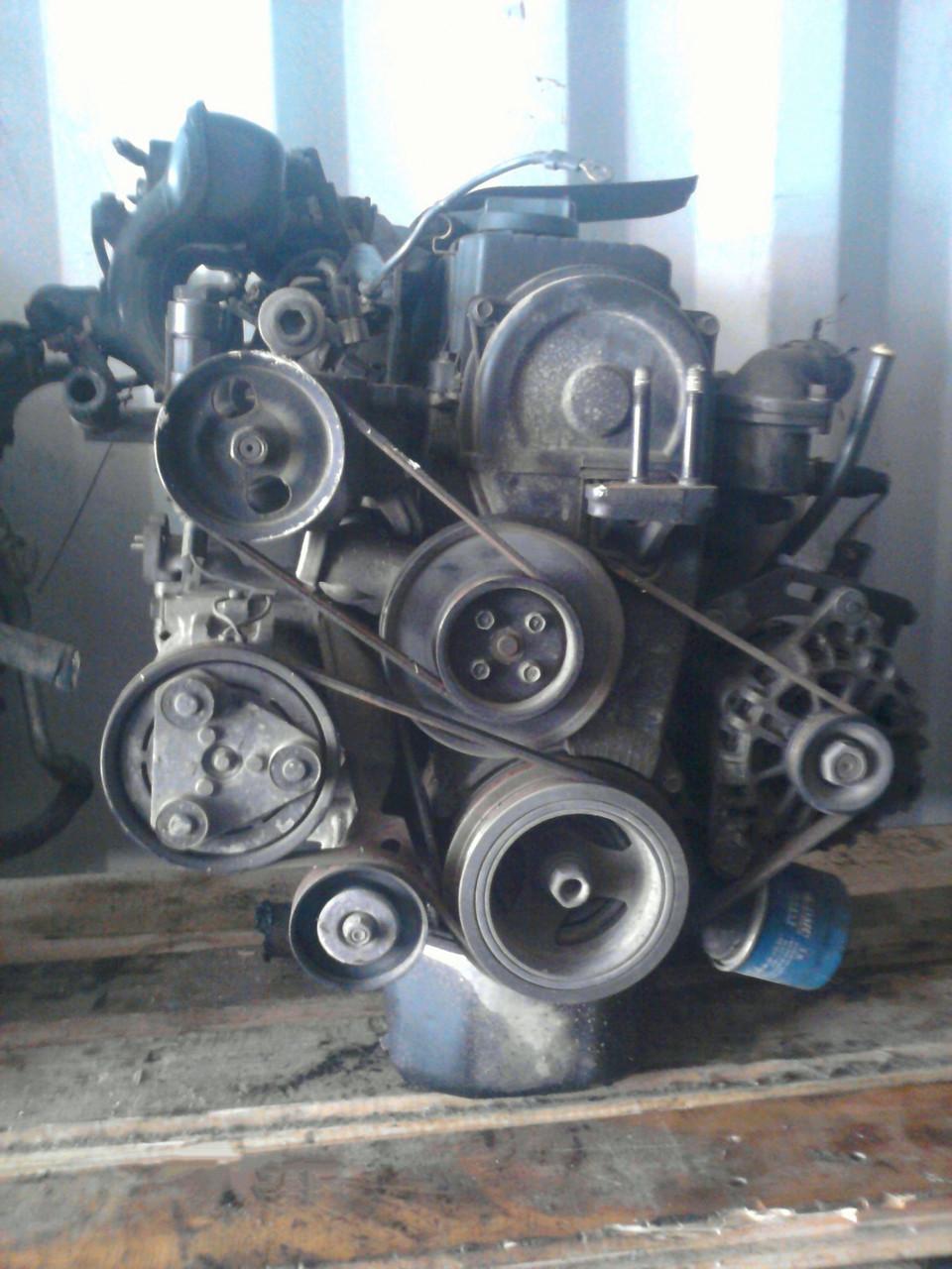 Двигатель Hyundai Accent. G4EB. , 1.5л., 90л.с.