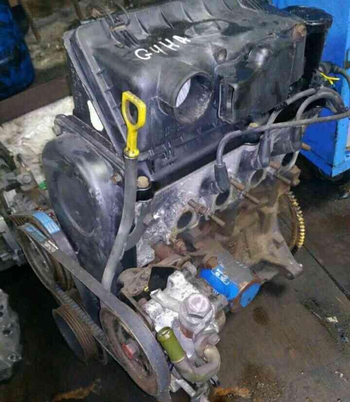 Двигатель Hyundai Atos. G4HA. , 0.8л.