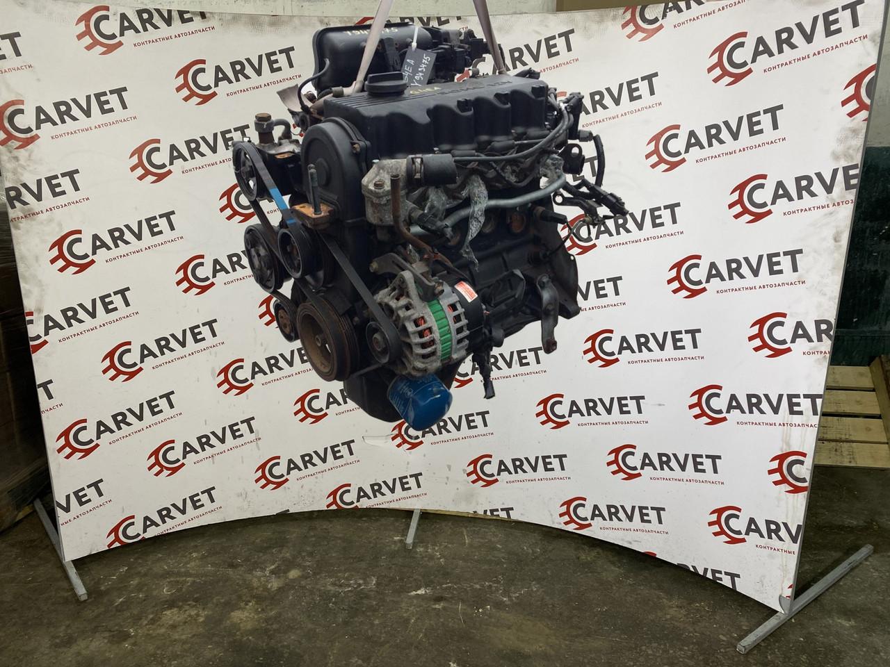 Двигатель Hyundai Getz. G4EA. , 1.3л., 83л.с.