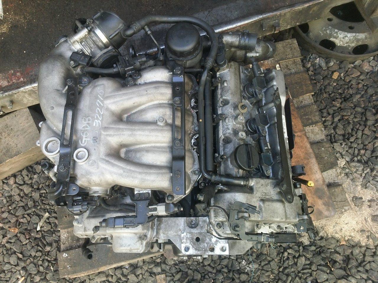 Двигатель Hyundai Nf. G6DB. , 3.3л., 233л.с.
