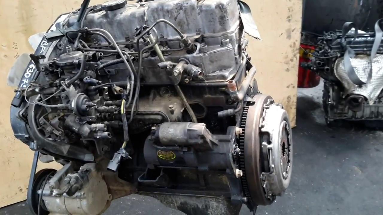 Двигатель Hyundai Porter. Кузов: 1. D4BF. , 2.5л., 78-90л.с.