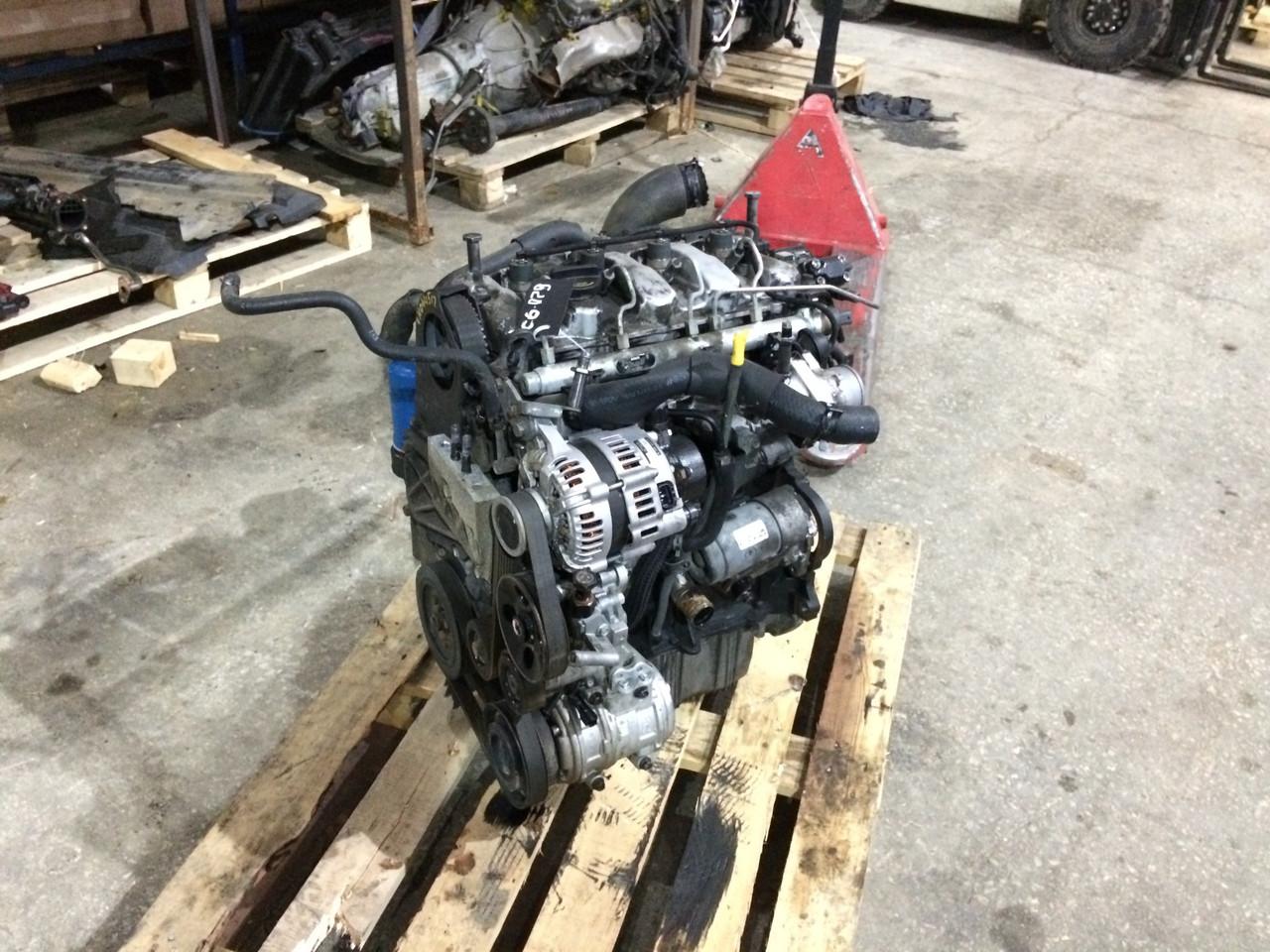 Двигатель Hyundai Santa fe. Кузов: классик. D4EA. , 2.0л., 140-145л.с.