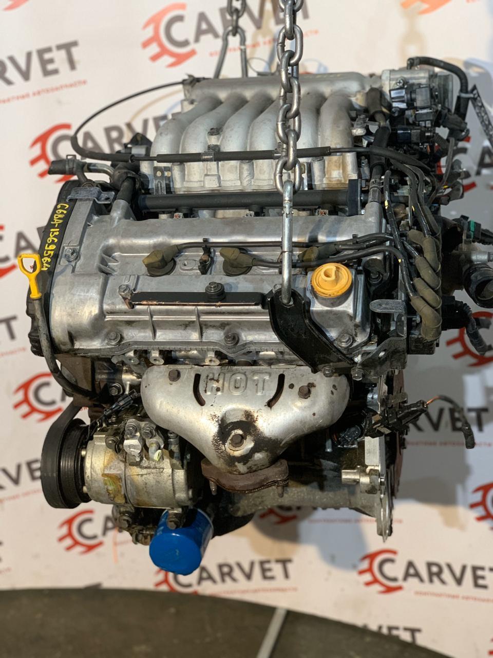 Двигатель Hyundai Sonata. G6BA. 2.7л 168-178 л.с.