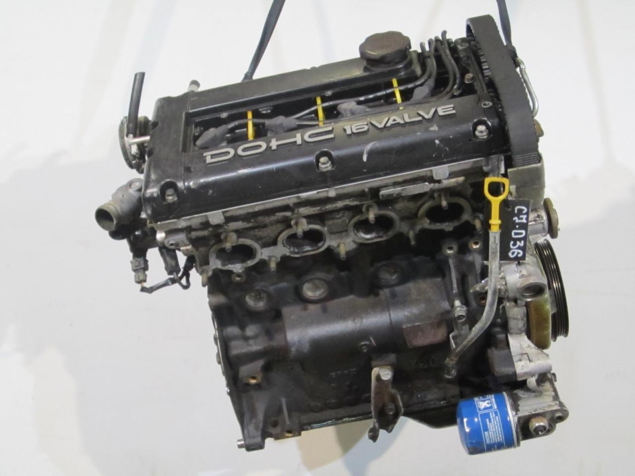 Двигатель Hyundai Sonata. Кузов: 3. G4CP. , 2.0л., 125л.с. 16 клап.