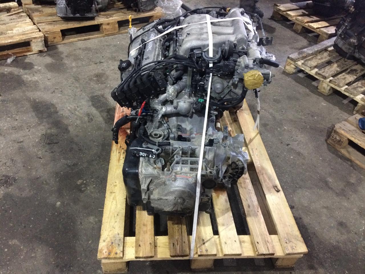 Двигатель Hyundai Sonata. Кузов: 5. G6BV. , 2.5л., 160-173л.с.