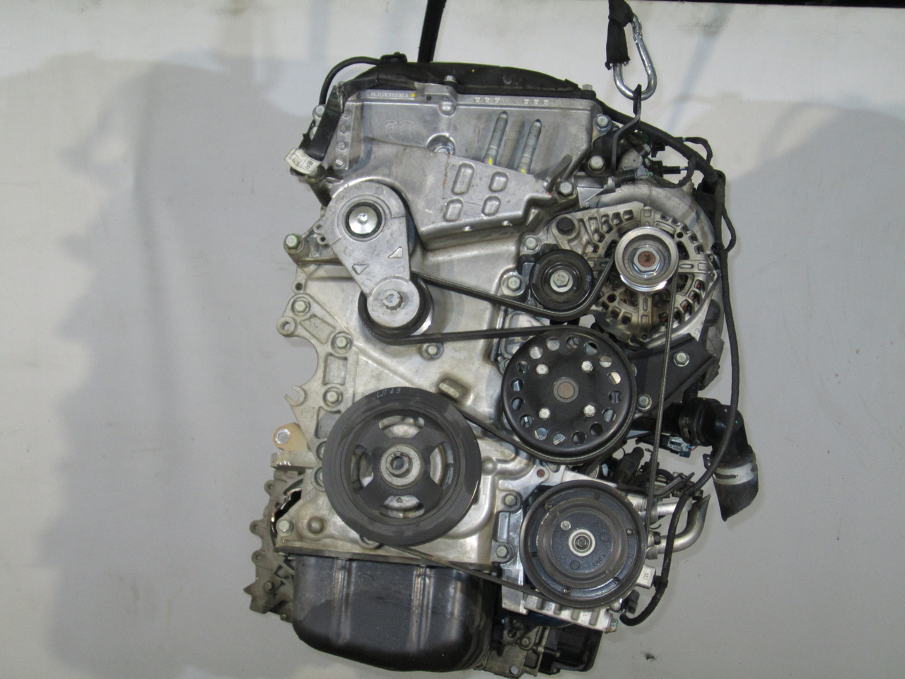 Двигатель Hyundai Sonata. Кузов: 6 NEW. L4NA. , 2.0л.