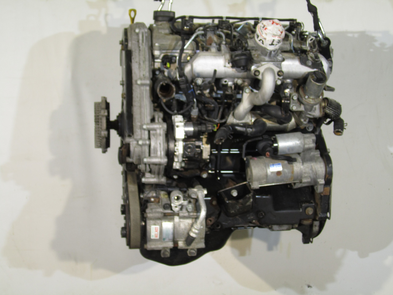 Двигатель Hyundai Starex. D4CB. , 2.5л., 140л.с.