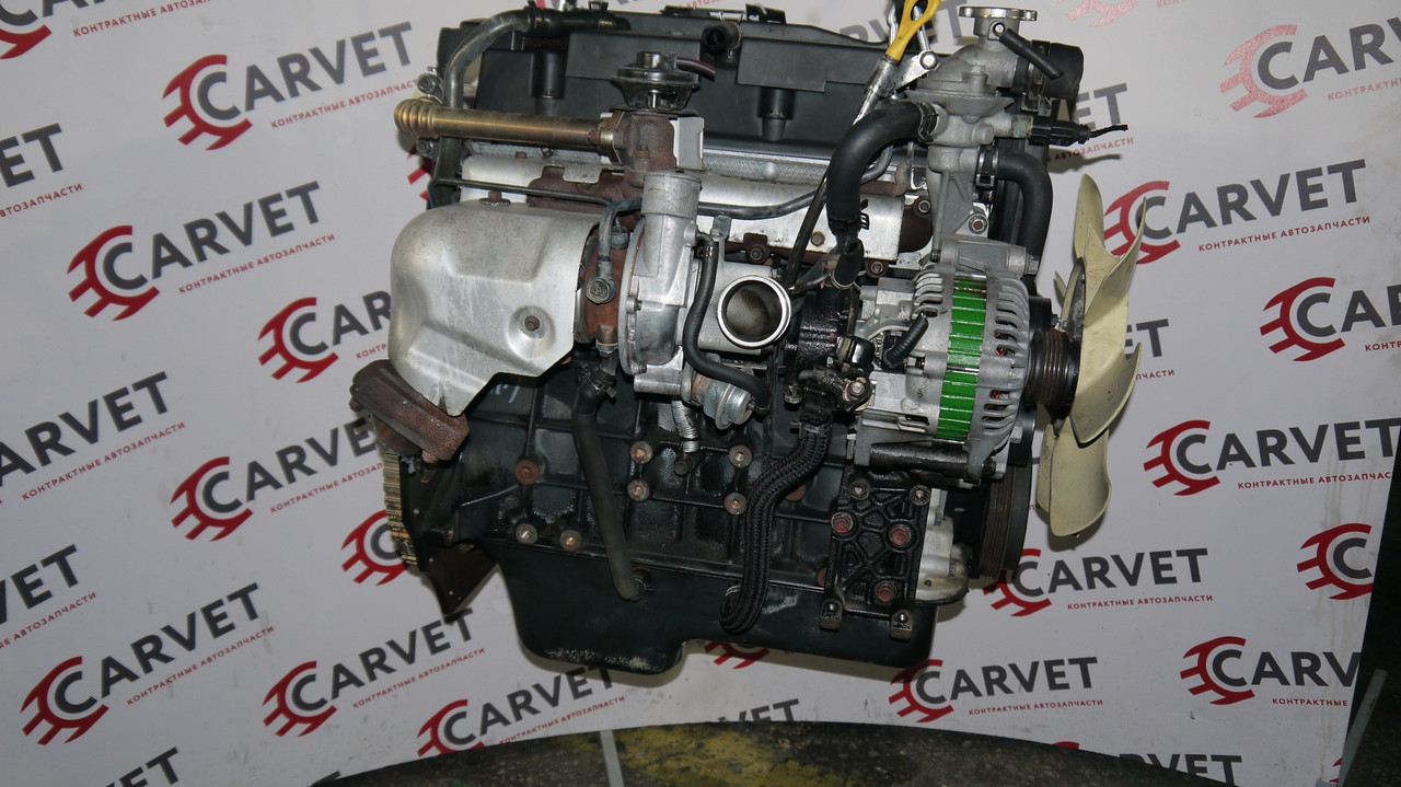 Двигатель Hyundai Terracan. J3. , 2.9л., 150л.с.