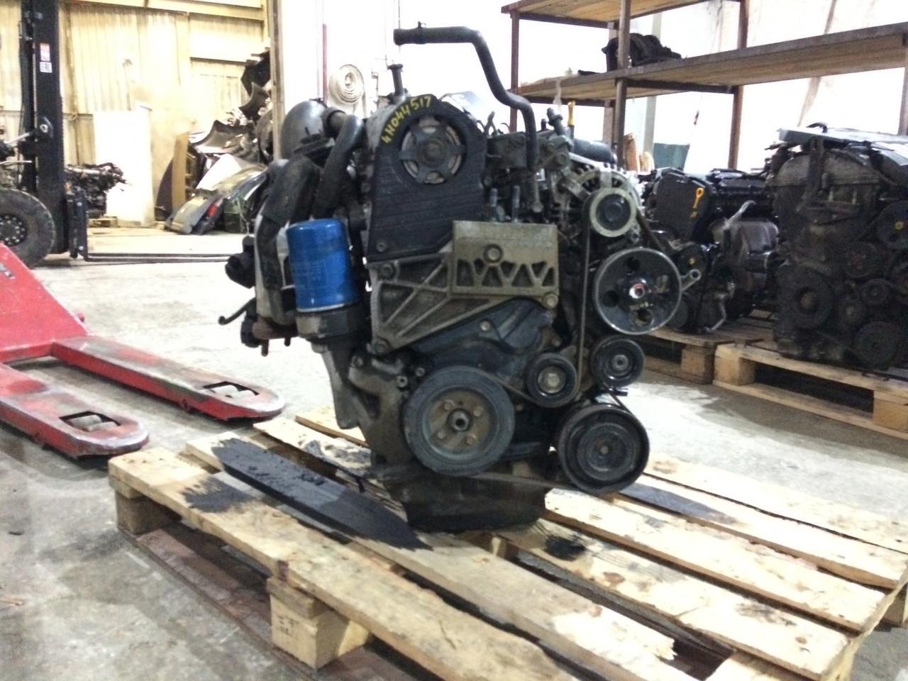 Двигатель Hyundai Trajet. D4EA. , 2.0л., 140-145л.с.