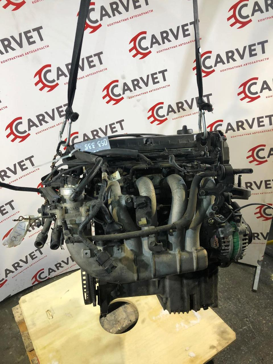 Двигатель Kia Carens. S6D/S5D. , 1.6л., 99-105л.с.